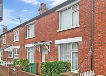 Thumbnail 2 bed terraced house for sale in Postling Road, Folkestone, Kent