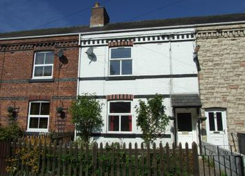 Thumbnail 3 bed terraced house for sale in Railway Terrace, Builth Road, Builth Wells