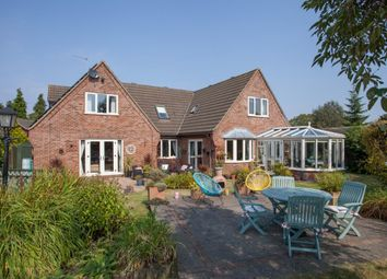 Thumbnail 5 bed detached house for sale in Mill Road, Blofield, Norwich
