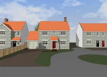Thumbnail 4 bed detached house for sale in Leigh Upon Mendip, Radstock, Somerset