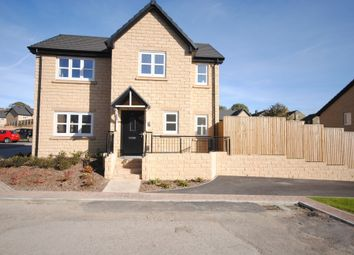 Thumbnail 3 bed detached house to rent in Valley Meadows, Denholme, Bradford