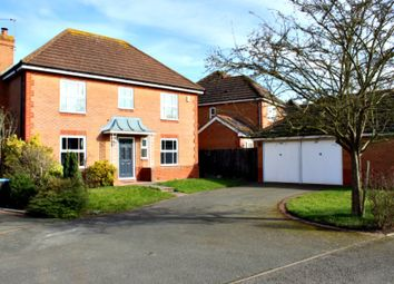 Thumbnail 4 bed detached house to rent in Percival Drive, Harbury