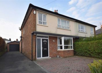 Thumbnail 3 bed semi-detached house for sale in Kestor Lane, Longridge, Preston, Lancashire