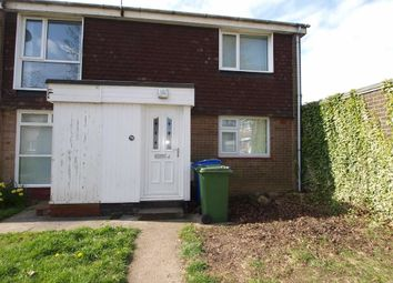 Thumbnail 2 bed flat for sale in Cramond Way, Cramlington