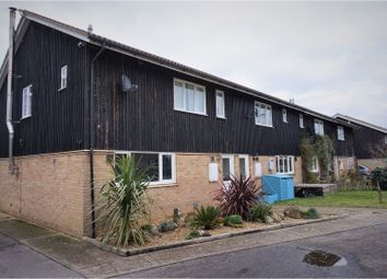 Thumbnail 4 bed end terrace house for sale in St. Gregorys Close, Rendlesham, Woodbridge
