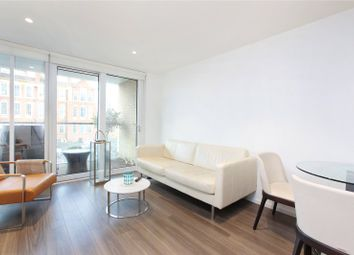 Thumbnail 1 bed flat for sale in Beacon Tower, The Filaments, Wandsworth, London