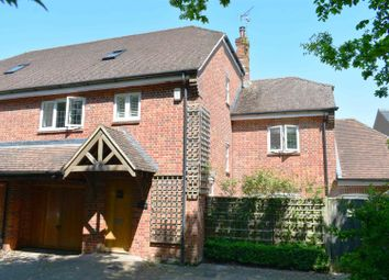 Thumbnail 4 bed semi-detached house for sale in Water Lane, Greenham, Thatcham
