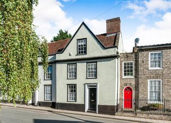 Thumbnail 3 bed terraced house for sale in Thetford, Norfolk