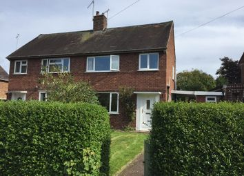 Thumbnail 2 bed property to rent in 47 Southwell Estate, Eccleshall, Staffordshire.