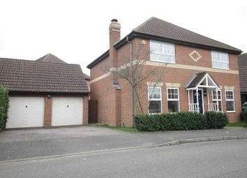 Thumbnail 4 bed detached house to rent in Walton Road, Caldecotte, Milton Keynes