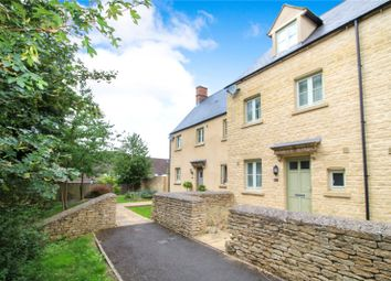 Thumbnail 3 bed terraced house to rent in Trotman Walk, Cirencester, Gloucestershire