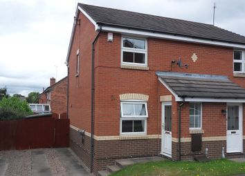 Thumbnail 2 bed semi-detached house to rent in Mason Road, Shipley View