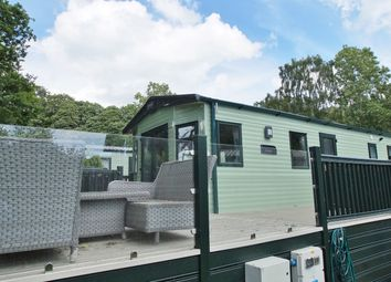 Thumbnail 3 bedroom lodge for sale in Pony Meadows, White Cross Bay Holiday Park, Windermere