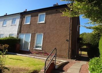 Thumbnail 3 bed end terrace house for sale in Riddell Street, Clydebank