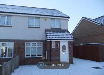 Thumbnail 3 bed semi-detached house to rent in Lammermuir Way, Airdrie