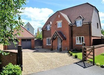 5 bed detached house for sale in Fallows Road, Aldermaston, Reading RG7