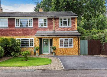Thumbnail 4 bed semi-detached house for sale in Ridge Way, Edenbridge