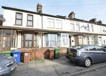 Thumbnail 3 bed terraced house to rent in Angle Road, West Thurrock, Essex