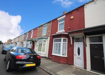 3 bed terraced house for sale in Warwick Street, Middlesbrough TS1