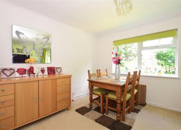Thumbnail 3 bed flat for sale in Blackbush Close, Sutton, Surrey