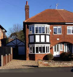 Thumbnail 3 bed semi-detached house for sale in Kingsway, Cottingham