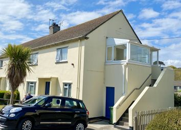 Thumbnail 2 bed flat for sale in Trenoweth Road, Penzance