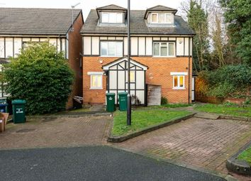 Thumbnail 3 bed town house to rent in Rickard Close, Hendon, London