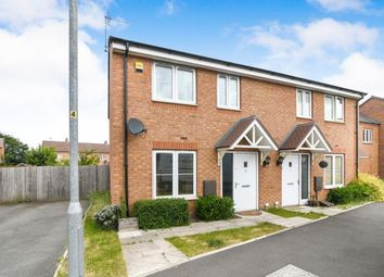 Thumbnail 2 bed end terrace house for sale in Cornflower Drive, Evesham, Worcestershire