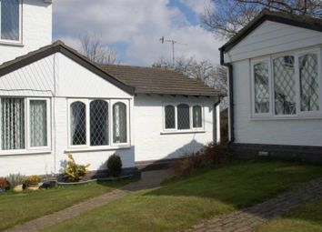 Thumbnail 1 bed semi-detached bungalow to rent in Castle Ridge, Newcastle-Under-Lyme