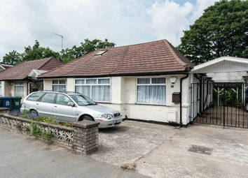 Thumbnail 4 bed detached bungalow for sale in Brentmead Place, London