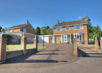 Thumbnail 4 bed detached house for sale in Green Fall, Norwich