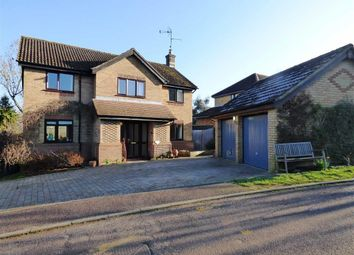 Thumbnail 4 bed property for sale in Armley Close, Long Buckby, Northampton