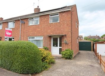 Thumbnail 3 bed semi-detached house for sale in Willow Crescent, Oakham
