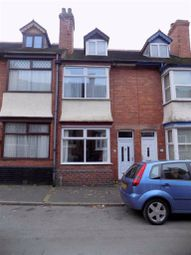 Thumbnail 3 bed terraced house to rent in Shirburn Road, Leek, Staffordshire