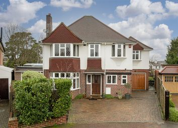 Meadow Close, Esher KT10. 5 bed detached house for sale