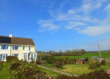 Thumbnail 3 bed semi-detached house for sale in Wootton Fitzpaine, Bridport