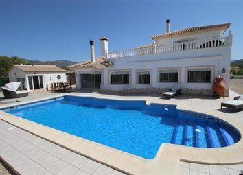 Thumbnail 4 bed villa for sale in Near Zarzadilla, Zarzadilla De Totana, Murcia, Spain
