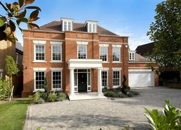Thumbnail 5 bed detached house for sale in Weybridge Park, Weybridge, Surrey
