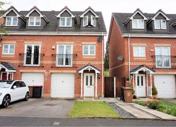 Thumbnail 4 bed semi-detached house for sale in Sandywarps, Manchester