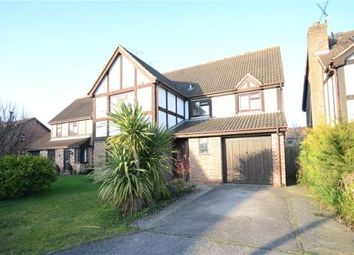 Thumbnail 4 bed detached house for sale in Reynolds Green, College Town, Sandhurst