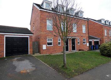 Thumbnail 3 bed semi-detached house for sale in Kingsway, Grimethorpe, Barnsley