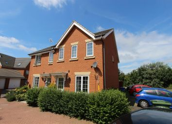 Thumbnail 3 bed semi-detached house to rent in Bismuth Drive, Sittingbourne