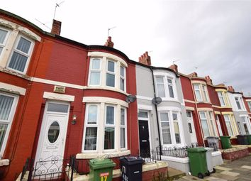 Thumbnail 2 bed terraced house for sale in Park Road, Wallasey, Merseyside