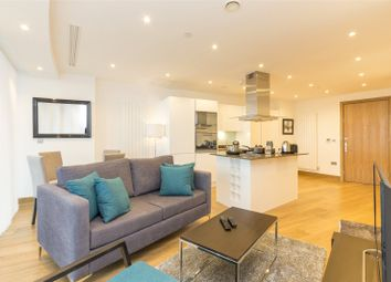 Thumbnail 1 bedroom flat for sale in Arena Tower, 25 Crossharbour Plaza, London
