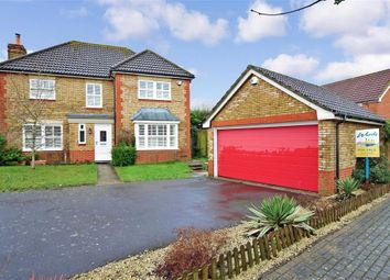 Thumbnail 4 bed detached house for sale in Mitchell Road, Kings Hill, Kent