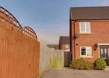 Thumbnail 2 bed semi-detached house for sale in Thornbury Drive, Scartho Top, Grimsby
