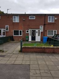 Thumbnail 1 bed terraced house for sale in Bowscale Close, Manchester