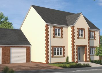 Thumbnail 4 bedroom detached house for sale in Off Highworth Road, Shrivenham