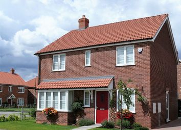 Thumbnail 4 bed detached house for sale in Plot 122 Alexander Park, Legbourne Road, Louth
