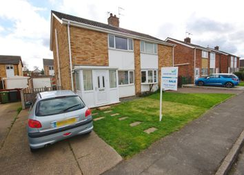 Thumbnail 3 bed semi-detached house to rent in Sidlaw Grove, Brant Road, Lincoln